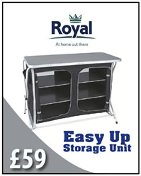 Royal Easy Up Storage Uni